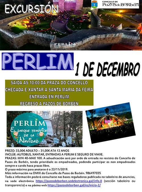 Excursión cultural a Perlim
