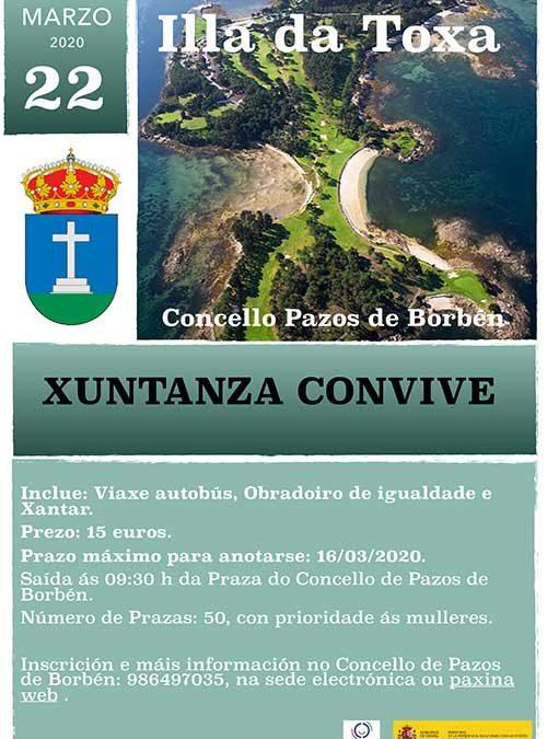 """XUNTANZA CONVIVE"""