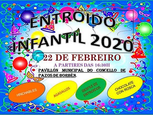 CARNAVAL INFANTIL 2020 – 22 de febrero