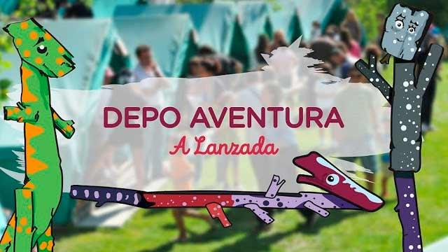 Campamentos Depo Aventura A Lanzada 2020 da Deputación de Pontevedra – O prazo de presentación de solicitudes será do 4 ao 25 de marzo ( ambos incluidos).